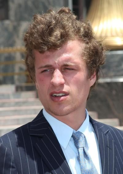 Conrad Hilton was ordered to at least 90 days in a substance abuse treatment program for violating his probation.
