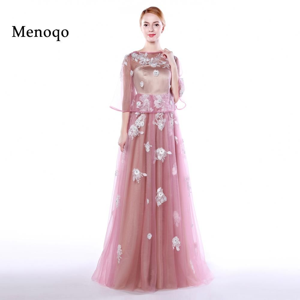 Menoqo 2 in 1 Maternity Evening Dresses Formal Gowns Long Pregnant ...