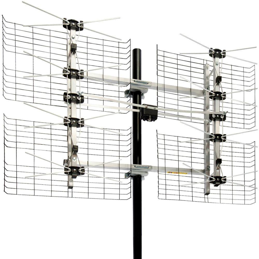 Antenna Db8 Multi Directional Hdtv Tv Over Air Attic Outdoor Roof Mount Home Outdoor Hdtv Antenna Hdtv Antenna Antennas