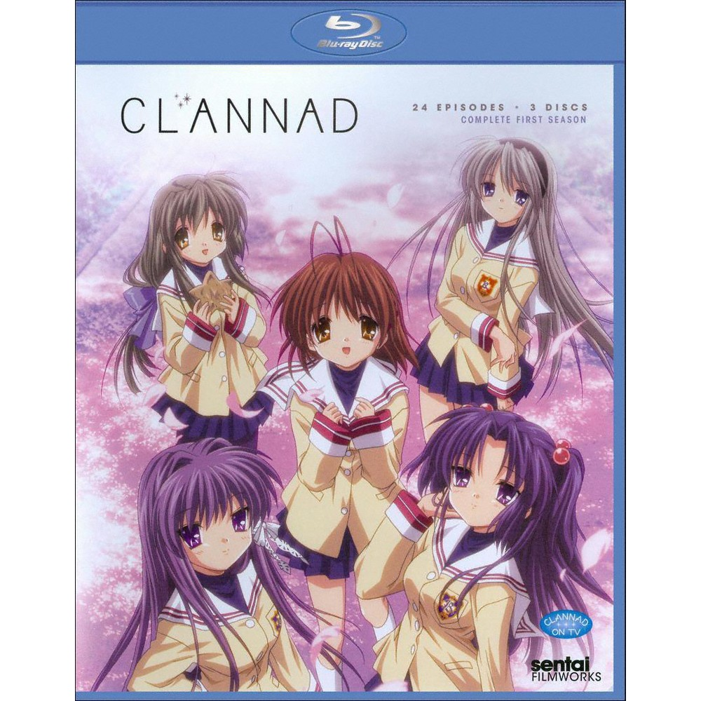 Clannad Complete Collection [2 Discs] [Bluray] Clannad