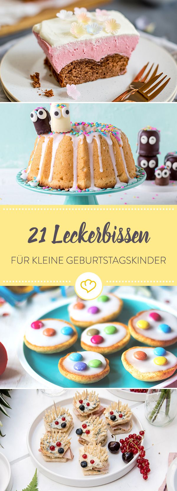 Außergewöhnlich Fingerfood Kindergeburtstag Dekoration Von 21 Kleine Leckerbissen Zum   Inspiration  