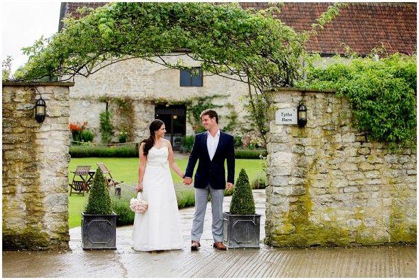 Wedding At Priston Mill