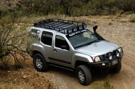 Xoskel Replacement Roof Rack For 2nd Gen Xterras 980 Nissan Xterra Roof Rack Best Off Road Vehicles