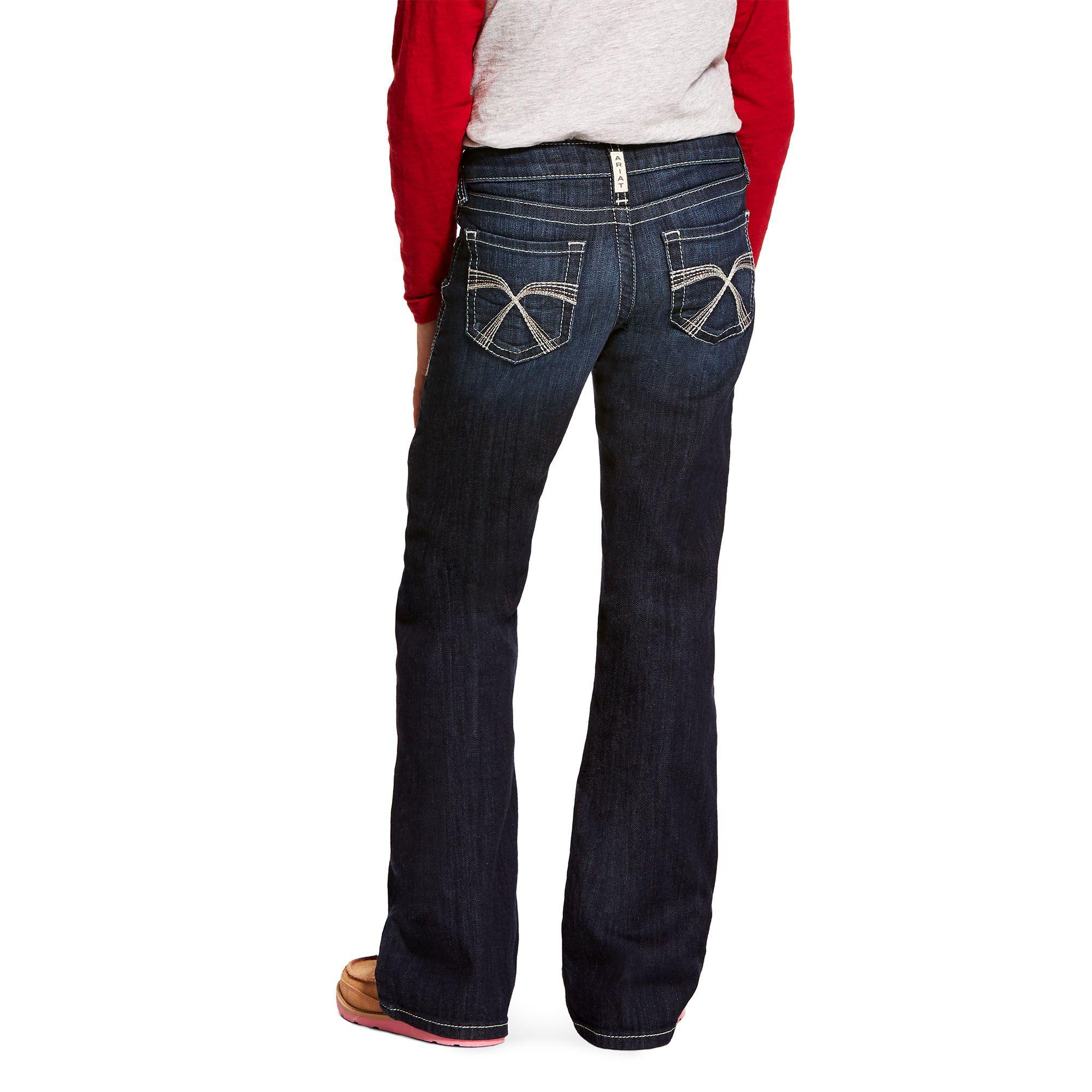 Lucky Brand Kids Girls Deandra Bootcut Jeans in Christi Wash Little Kids