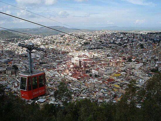 Teleférico Zacatecanas
