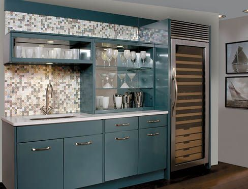 Best Oh Beautiful Modern Metal St Charles Cabinets I Love 400 x 300