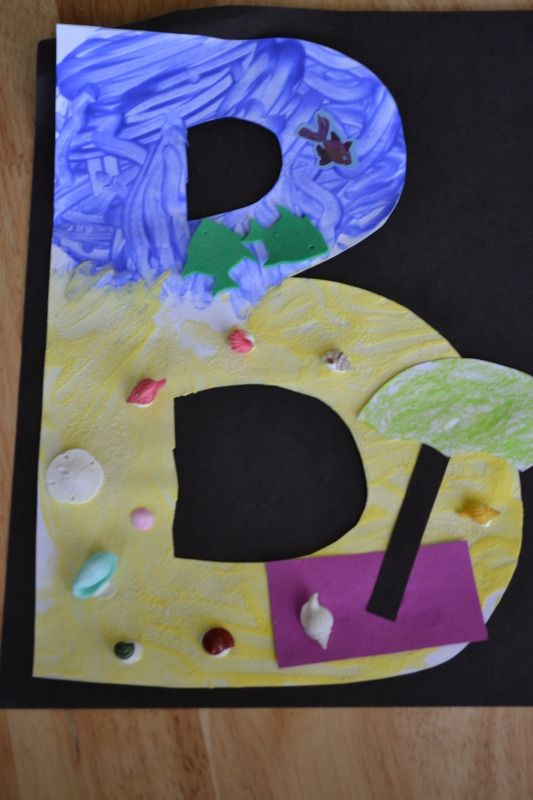beach art activities for preschoolers mamas like me summer activities b is for 478