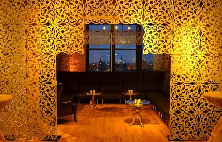 Pippa | Rental Backdrops & Rental Decor from Atomic Design
