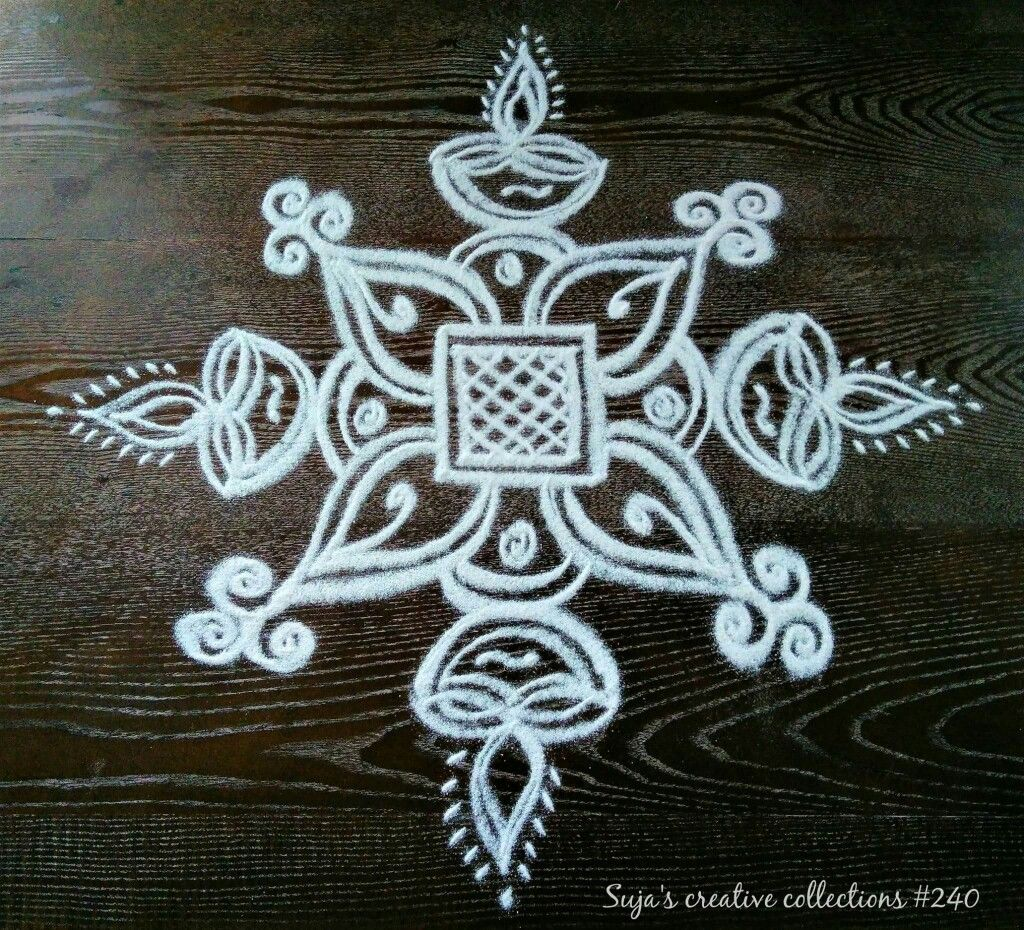 Pin by Swathe Sri on rangoli***** Rangoli designs