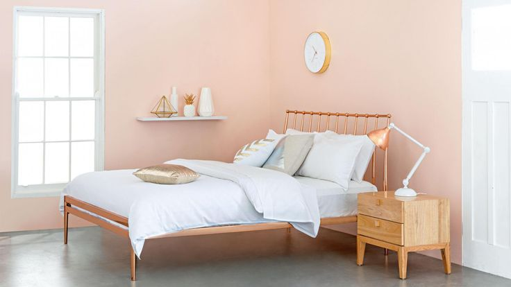 Best Photos, Images, And Pictures Gallery About Rose Gold Bedroom Decor   Rose  Gold