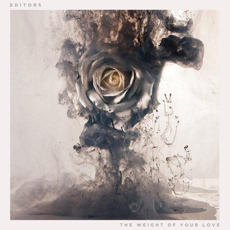 Editors album cover