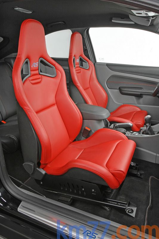 2011 Ford Focus Rs500 Seats Ford Focus Ford Focus Rs Ford Focus St