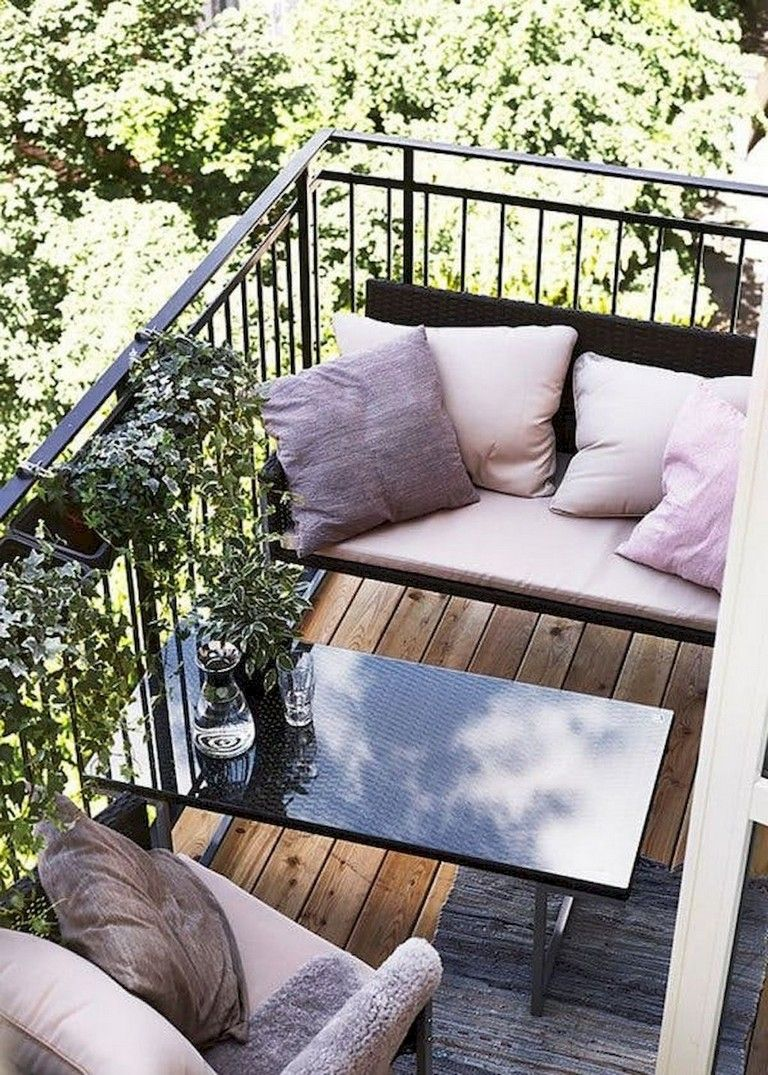 70 Stunning Small Balcony Decorating Ideas On A Budget Small