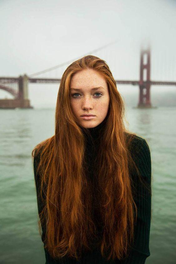 redhead allie Canadian
