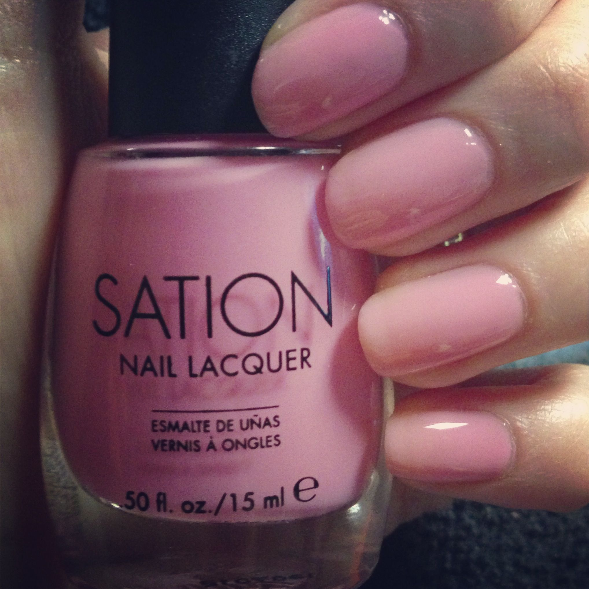 Manicure Monday Featuring Sation Nail Lacquer In Of Corset I Ll Call You The