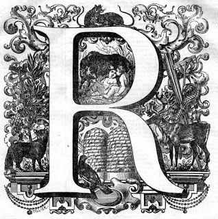 صور حرف R Letter R Lettering Iconography