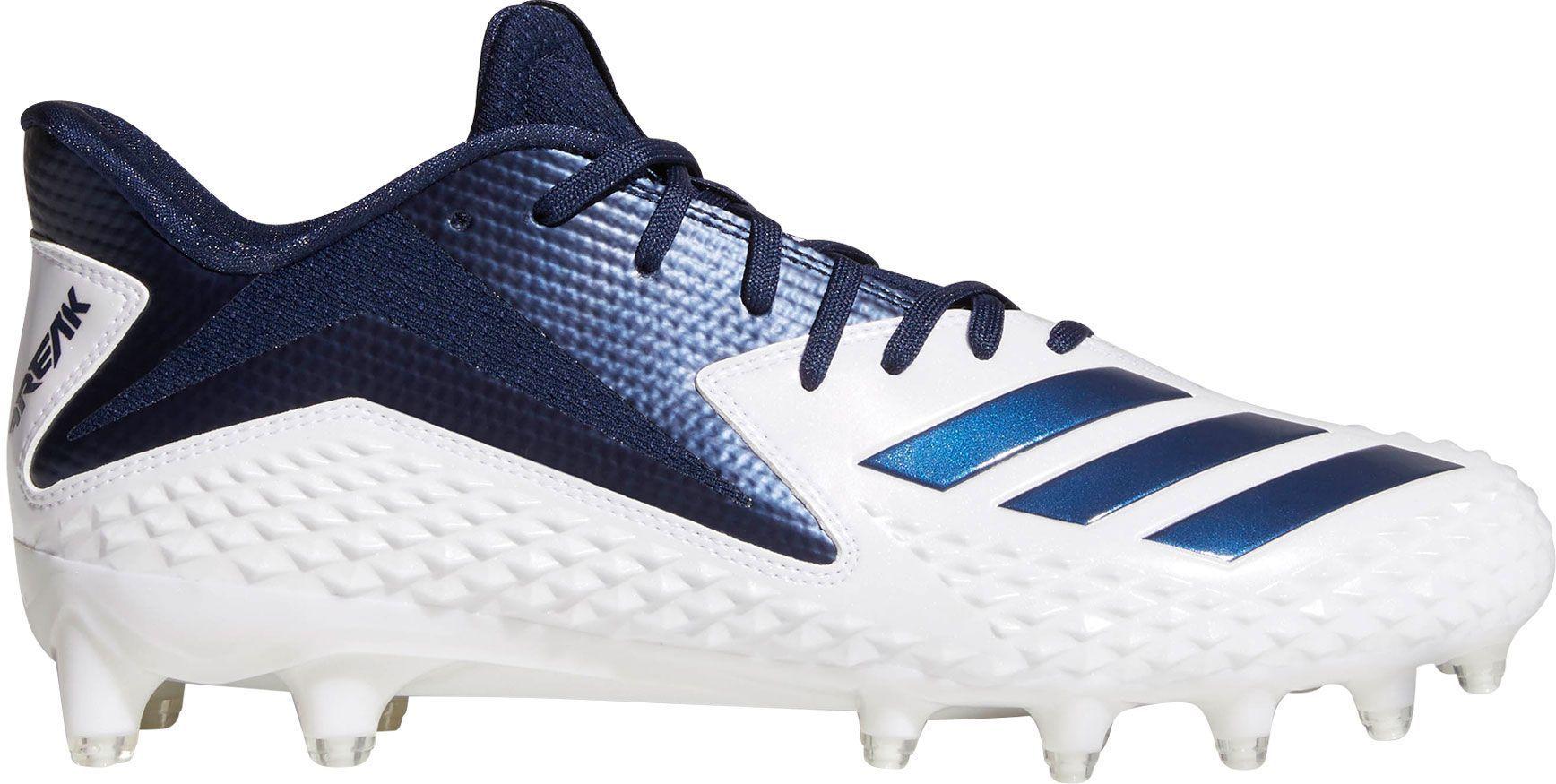 separation shoes 1ab3e ba932 adidas Men s Freak X Carbon Football Cleats, White
