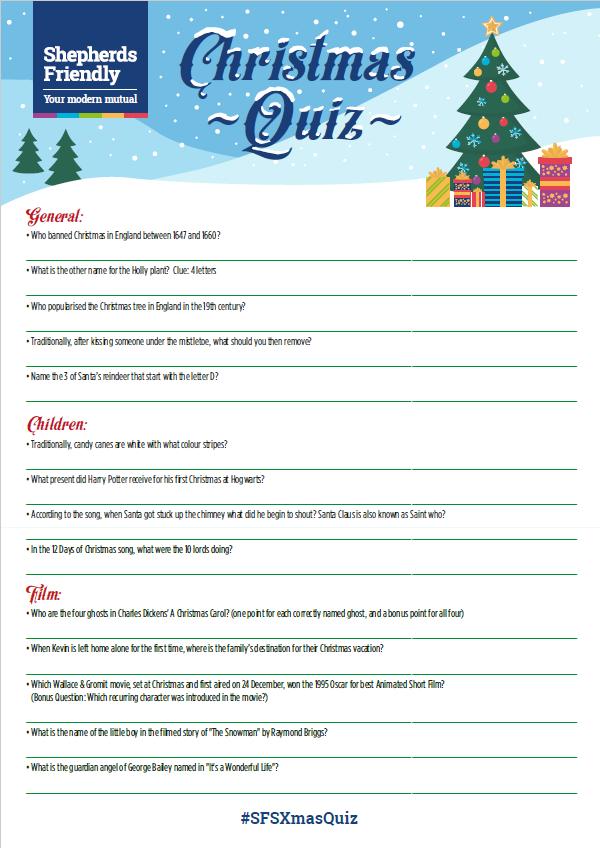 Christmas quiz for the family Printable | Christmas quiz, Christmas trivia, Christmas trivia ...