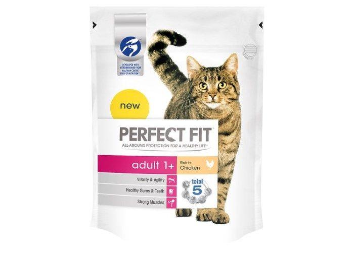 Free Perfect Fit cat food