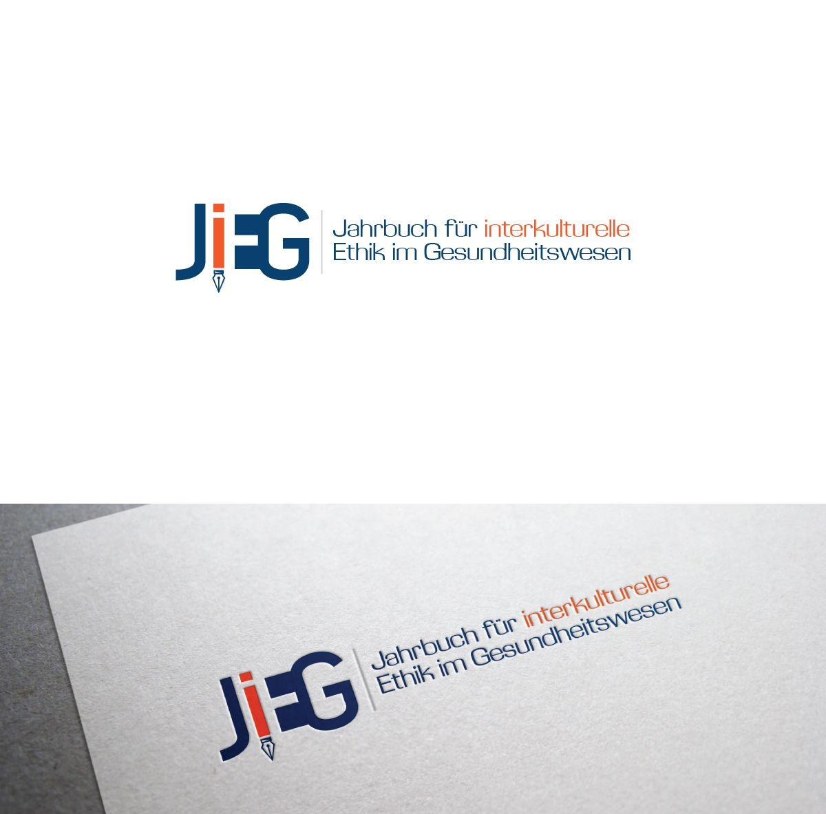 Logo for an academic Online-Publication Elegant, Serious Logo Design by Nadeem