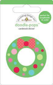 Photo of Wreath Doodle Pops Doodlebug Design 3052