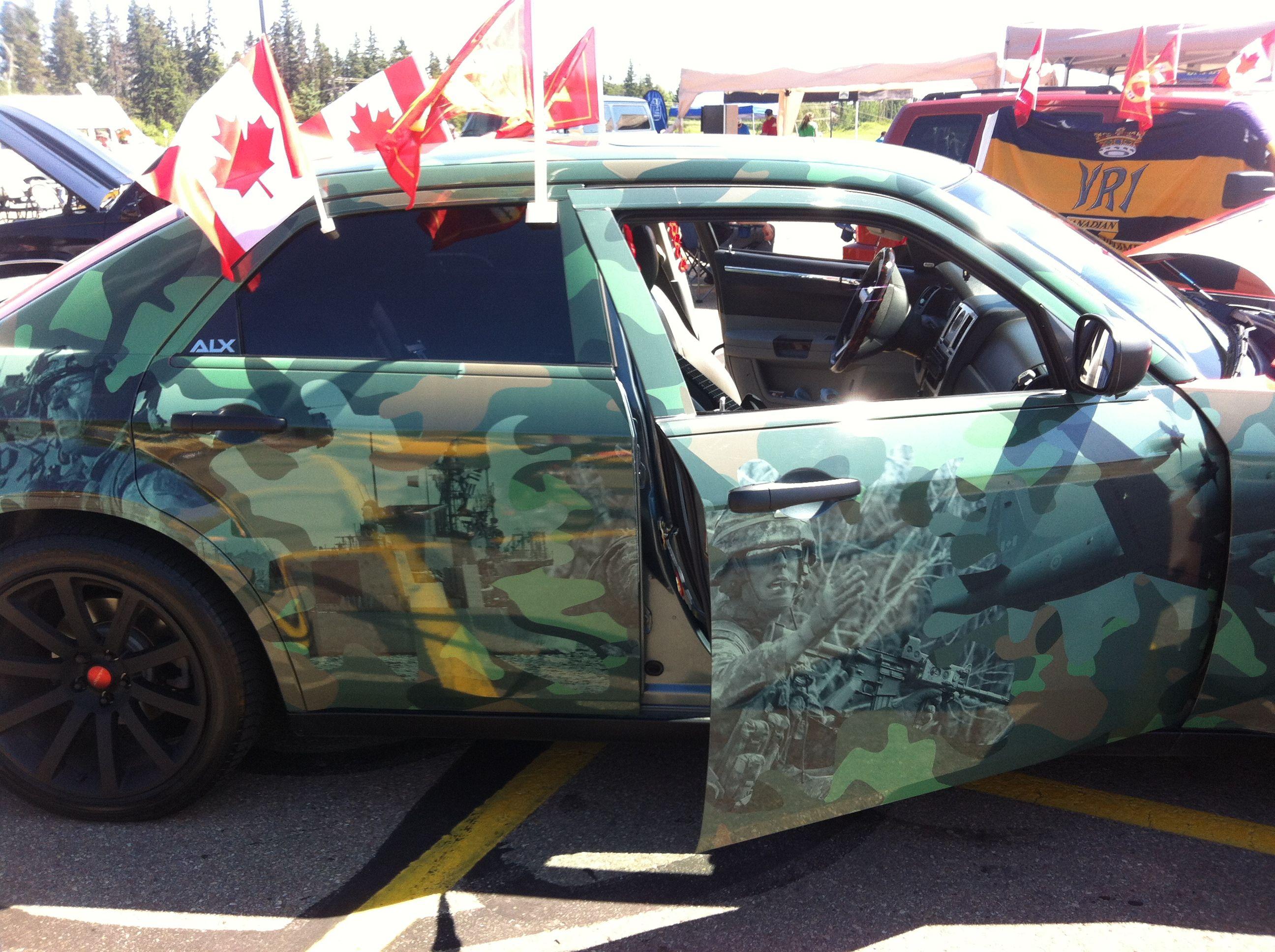 Canadian tribute Chrysler 300 | Car Love | Pinterest | Chrysler 300