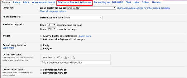 How To Delete All Emails From Particular Sender In Gmail Gmail Email Learning