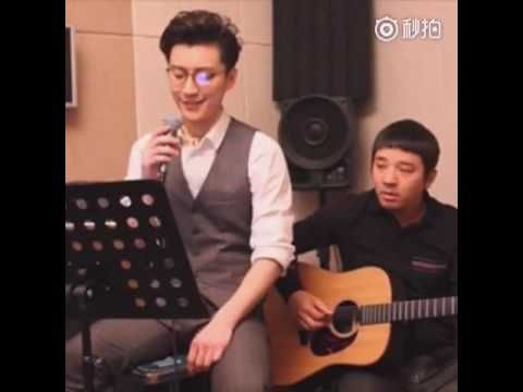 乔任梁棚唱版《残酷月光》 真的好好听!My favorite singer / acter 乔任梁