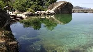 Resultado de imagem para praias fluviais em portugal