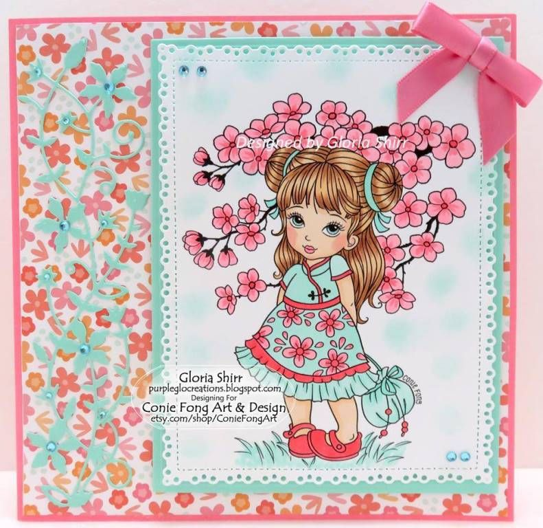 """Conie Fong """"Little Blossom"""""""