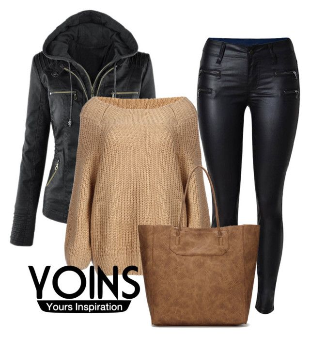 """""""Yoins"""" by goca-goca ❤ liked on Polyvore featuring yoins and loveyoins"""
