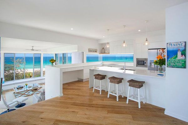 Mesmerizing Beach Retreat In Australia Blue Dog Beach House