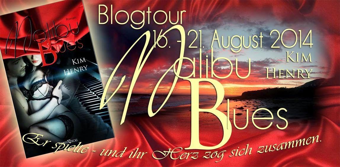 """mydanni - Bücherwurm: [Blogtour] Tag 2 - Vorstellung der Charaktere zu """"Malibu Blues"""" von Kim Henry"""