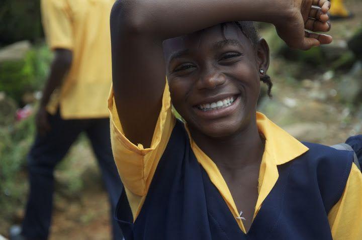 Anal Girl Liberia