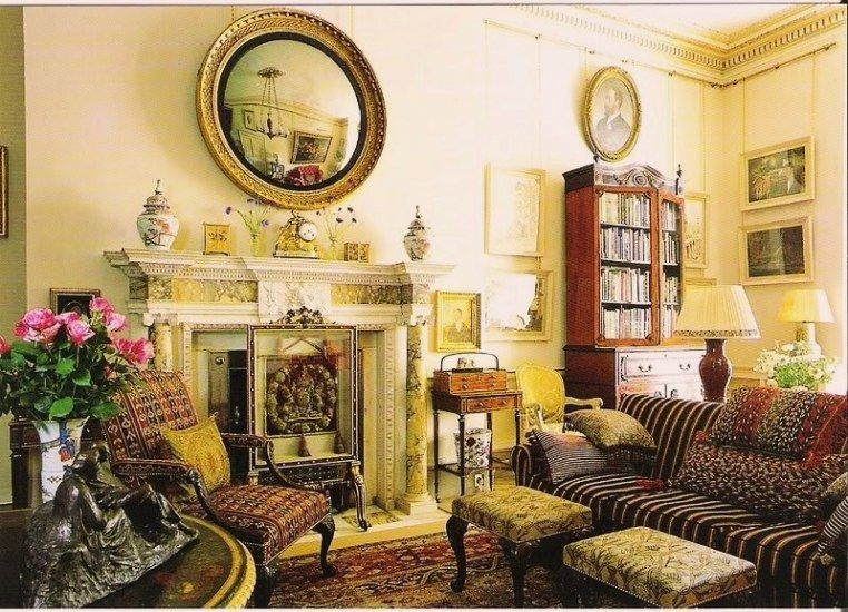 Home Decoration Ideas English Style 01