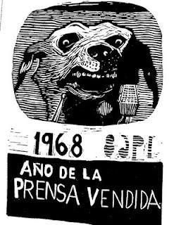 Este cartel es de hace 44 años ... pareciera que los años no han pasado!