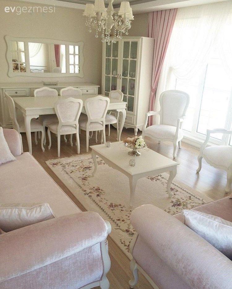Sade ve zarif: Gizem hanımın evi.. | Ev Gezmesi #decorationentree