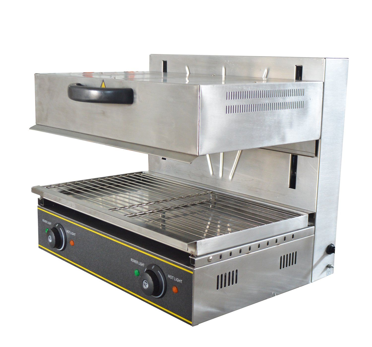 Electric kitchen stoves  Electric Liftup Salamander v Commercial Kitchen Equipment