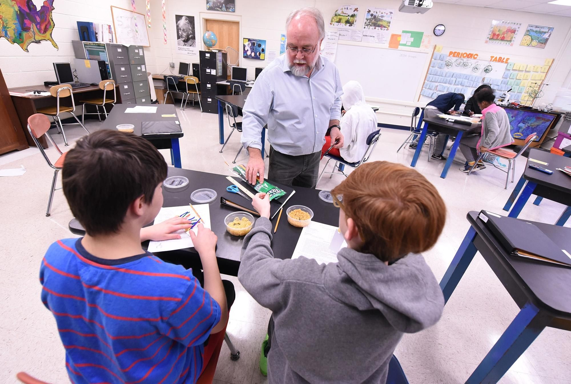J C Roe Center Serves 700 Suspended Students In First