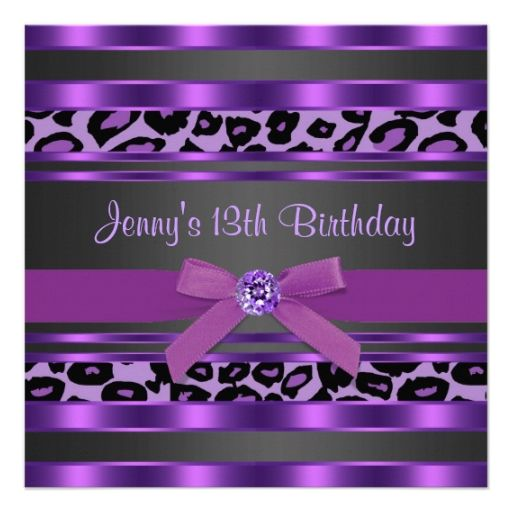 Best 25 13th Birthday Parties Ideas On Pinterest 9th
