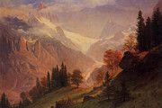 """New artwork for sale! - """" View Of The Grunewald by Albert Bierstadt """" - http://ift.tt/2oT7wkV"""