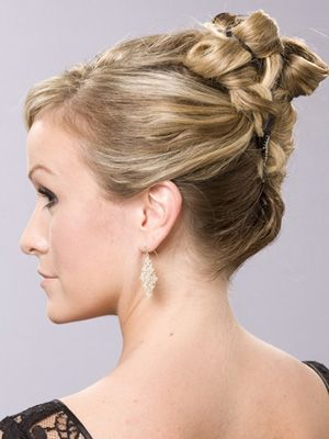 Short Elegant Updo Hairstyles For Mother Of The Bride Cool Trendy 2017