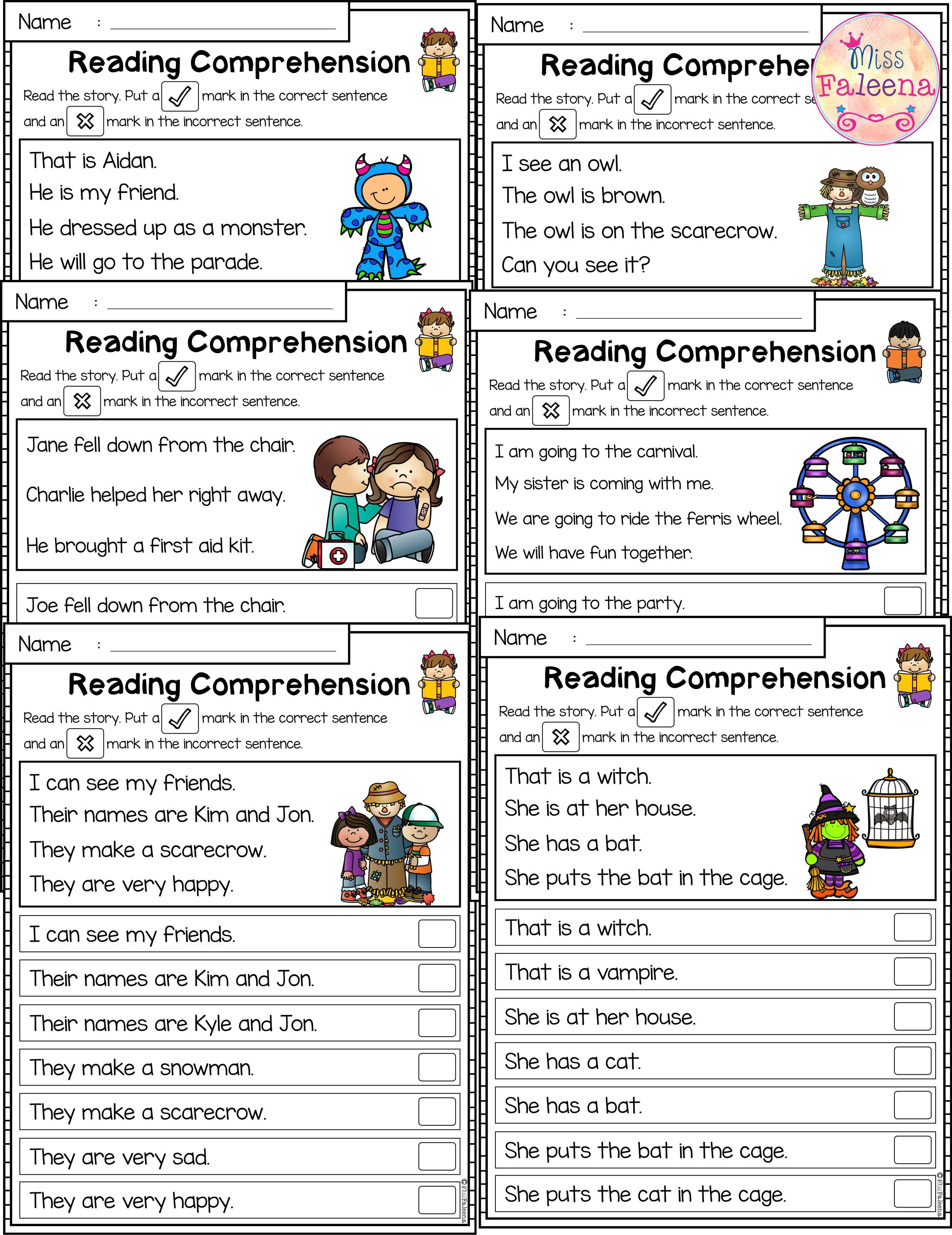 October Reading Comprehension Passages Reading Comprehension Reading Comprehension Passages Comprehension Passage [ 3243 x 2502 Pixel ]