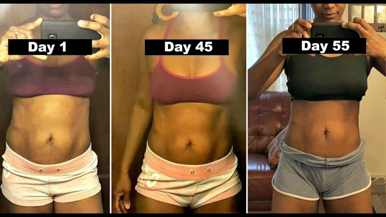 100 Ab Reps Everyday How To Get Abs Before And After Results Abs Workout For Women Ab Wheel Workout Abs Workout
