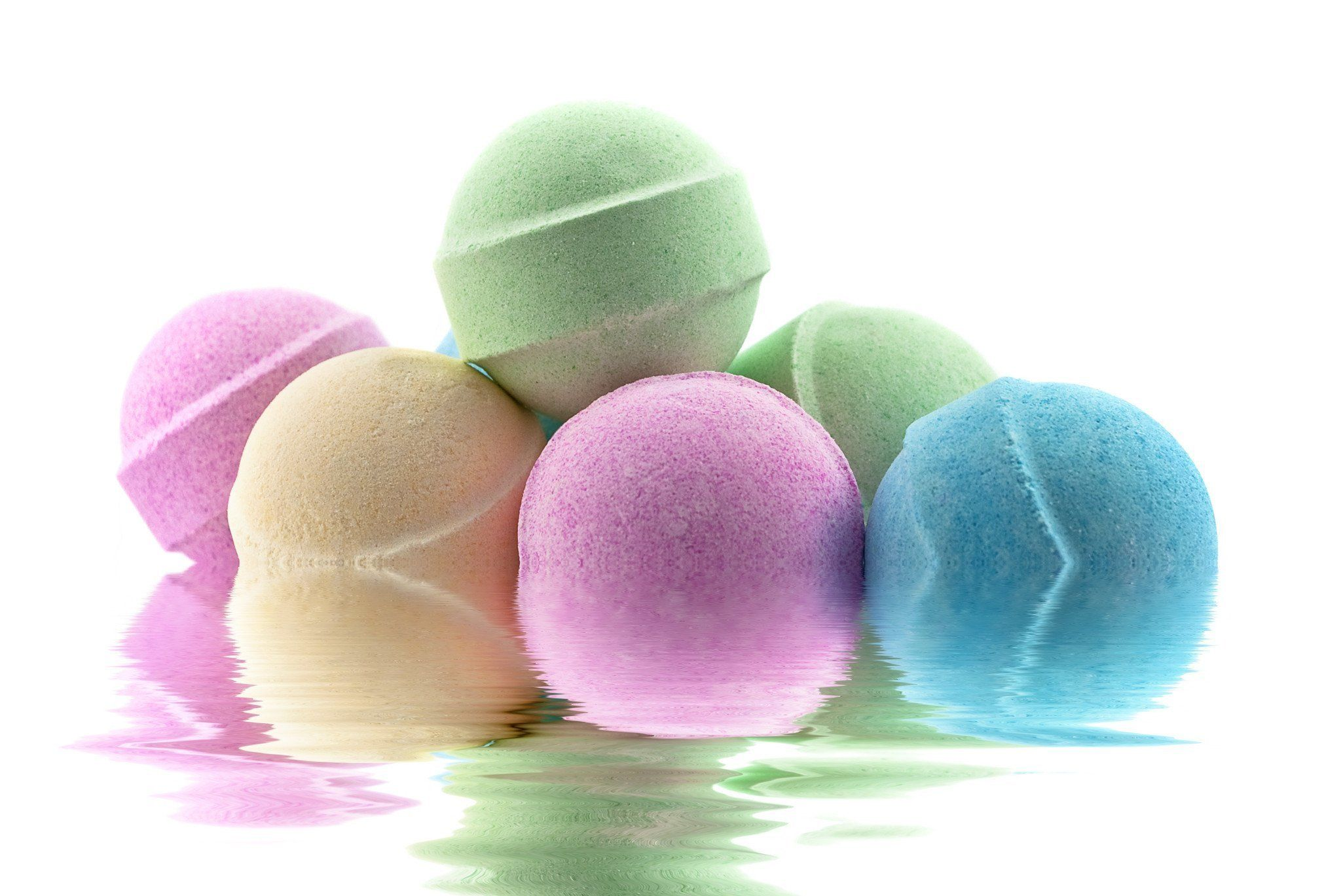 how to make bath bombs without citric acid or cream of tartar or cornstarch