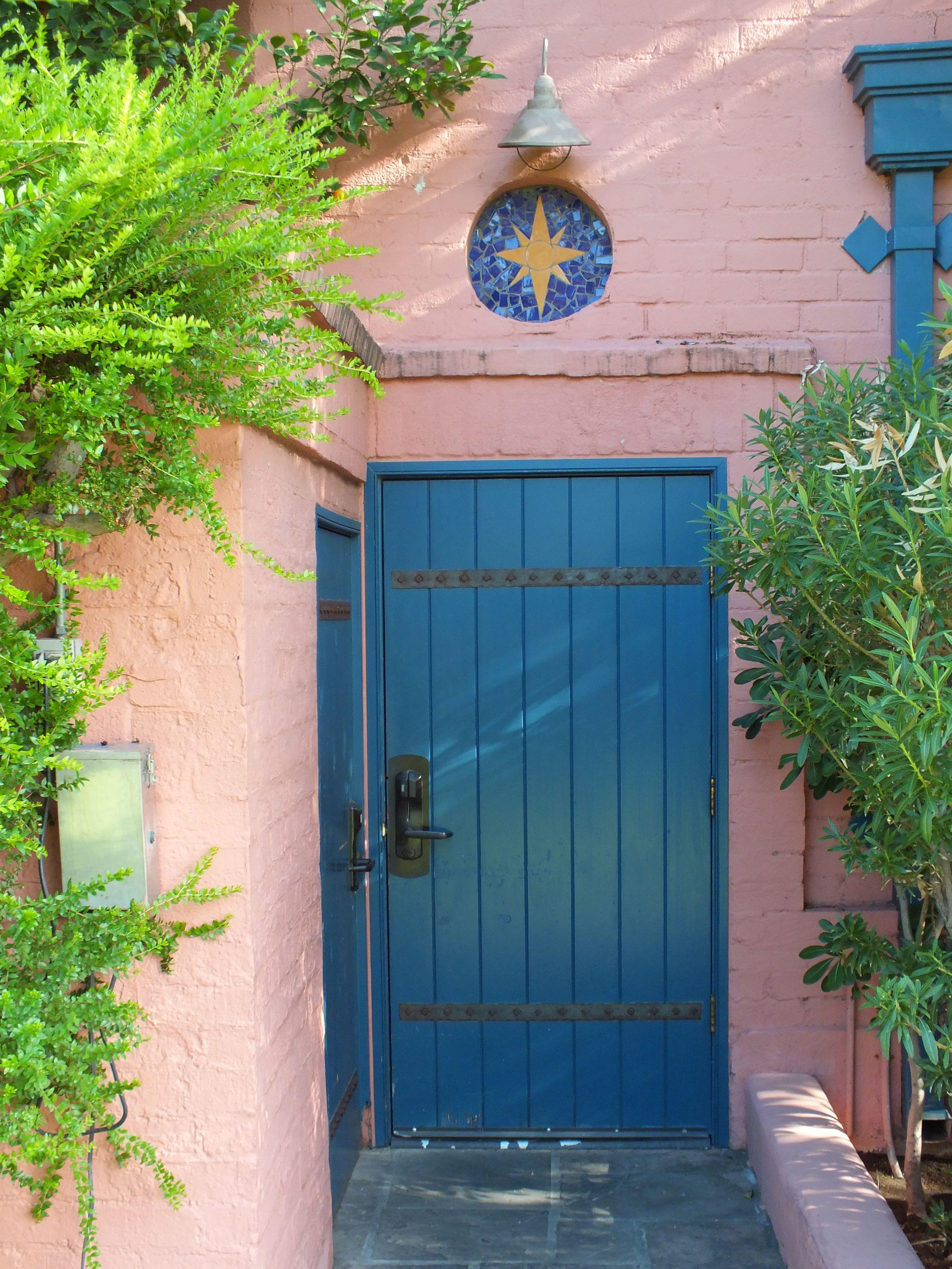 Charming star, Arizona Inn, Tucson