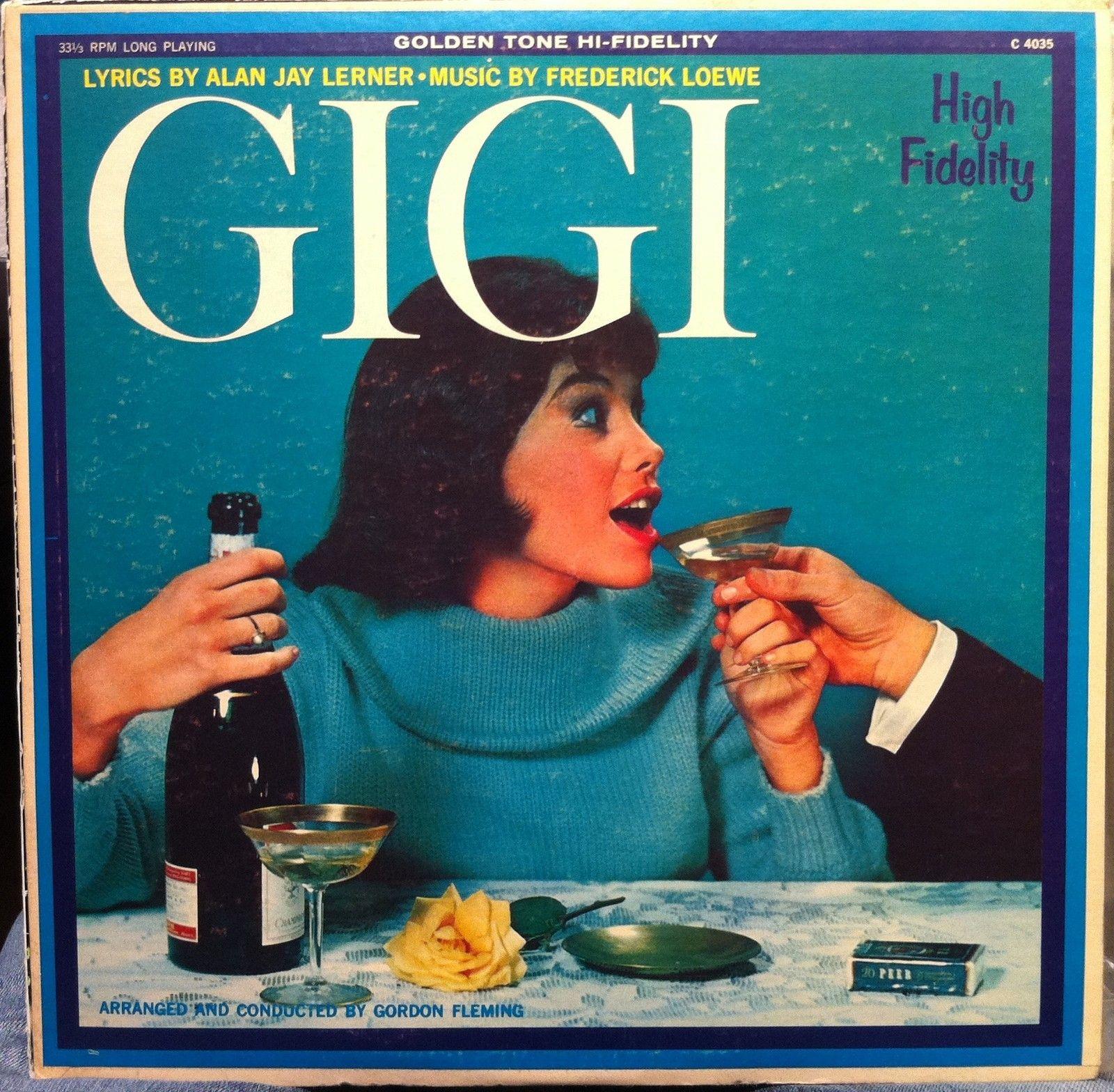 Gigi Lp Vg Golden Tone High Fidelity C 4035 Mary Tyler Moore On The Cover Ebay I Found One A Fe Mary Tyler Moore Mary Tyler Moore Show Lp Cover
