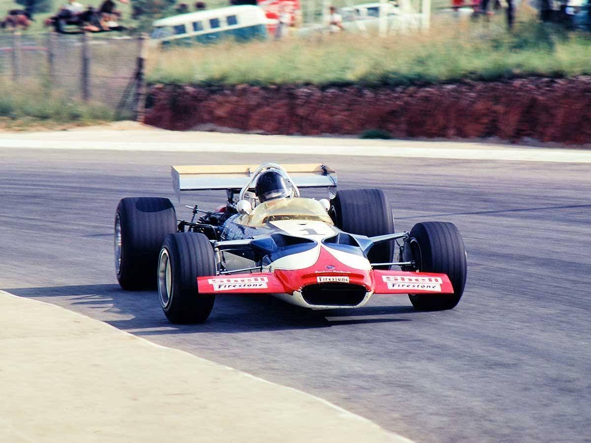 John Love 1924 2005 Racing, Formula racing, Racing photos