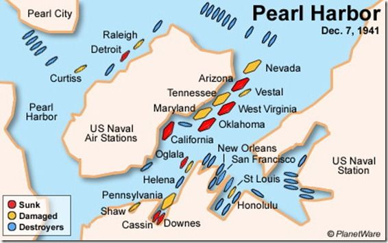Pearl Harbor Hawaii Map Remembering Pearl Harbor | Pearl harbor map