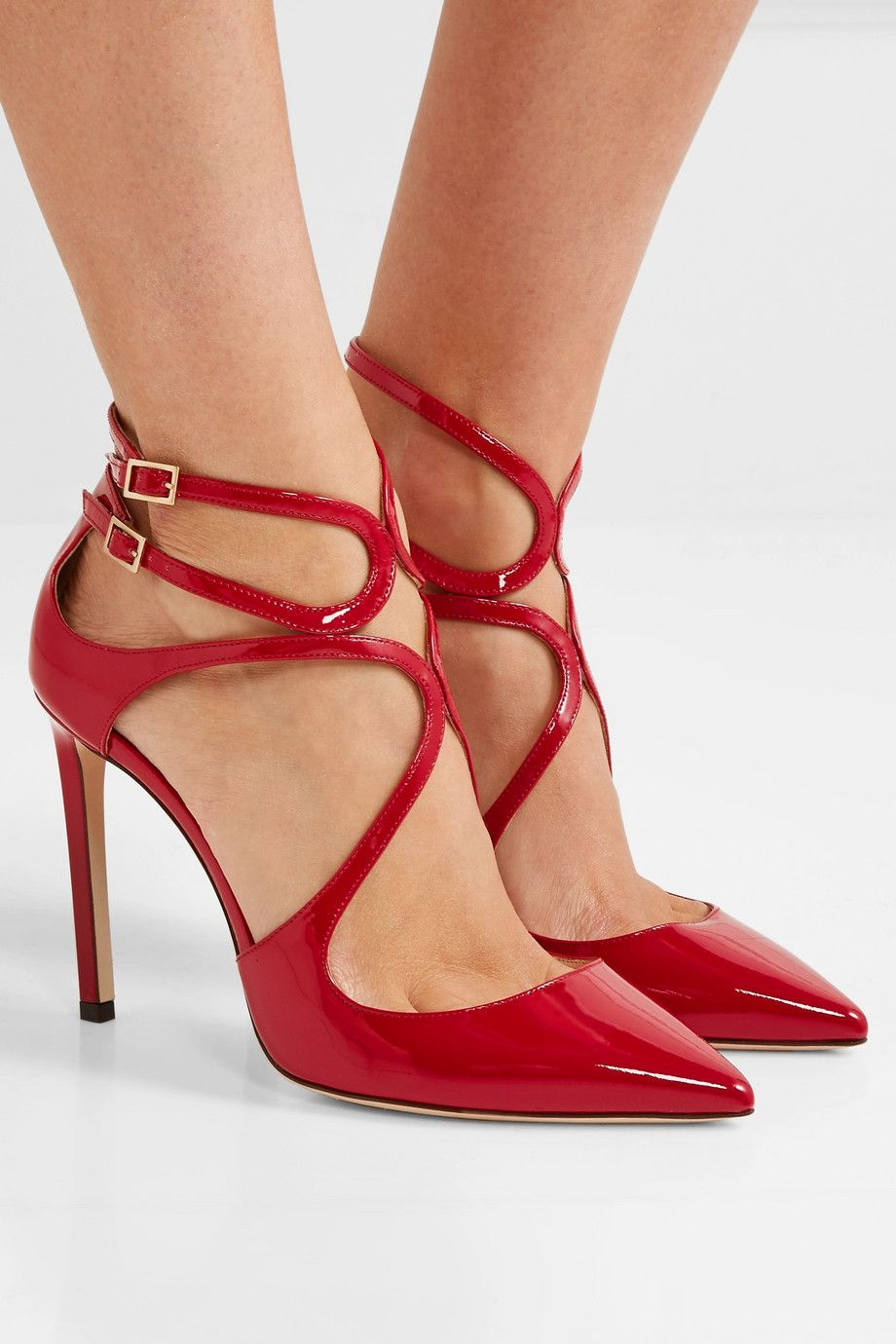 9182c1c0db9f ALEXANDER WANG classy Rina studded leather slingback pumps in 2019 ...